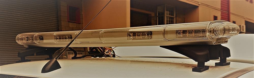 Emergency lightbars infotrunk supply of emergency services radio infotrunk pinetown durban emergency light bars 8 aloadofball Gallery